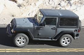 jeep wrangler pickup spotted testing jl wrangler to start production in november 2017 jt wrangler