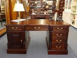 Schreibtisch F 2 Personen Partner Schreibtisch Büroschreibtisch Schreibmöbel Massivholz B