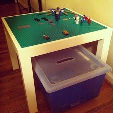 Lego Table Ikea by 121 Best Lego Images On Pinterest Lego Duplo Lego Building And