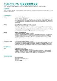28 performing arts resume performing arts resume examples