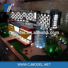 architectural model kits eco friendly plastic model kits for model making colorful