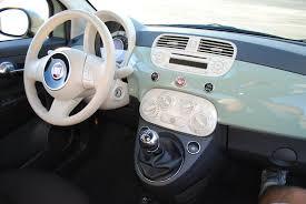 Fiat 500 Interior 2014 Fiat 500 Pop Test Drive Autonation Drive Automotive Blog