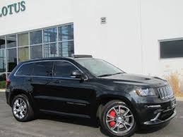 jeep srt8 for sale 2012 used 2012 jeep grand srt8 4x4 for sale stock lo740a