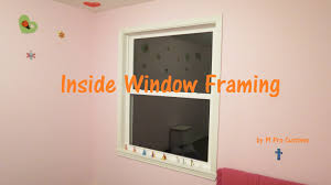 window framing inside window framing youtube