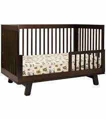 Crib Convertible Toddler Bed Babyletto Hudson 3 In 1 Convertible Crib With Toddler Bed