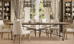 restoration hardware oval dining table aero oval dining table