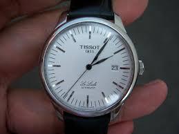 jam tangan kuno tissot le locle automatic sold