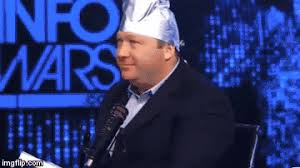 Tin Foil Hat Meme - image tinfoil hat alex jones know your meme monster hunter