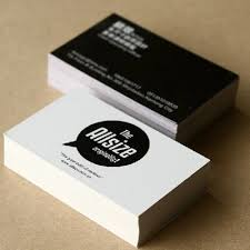 free design customized design business name card printing service