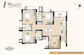 The Seawind Floor Plan by Skyline Brown