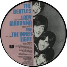 The Inner Light Beatles The Beatles Lady Madonna Uk 7