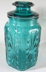 colored glass kitchen canisters teal kitchen canisters foter