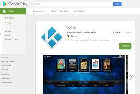 kodi xbmc android xbmc android install how to screenshots kfiretv