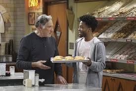 cbs u0027s superior donuts serves up nothing but holes small screen