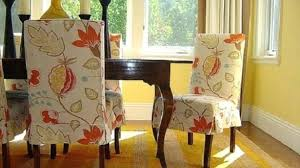 Diy Dining Room Chair Covers Dining Room Diy Chair Covers Laurieflower How To Make