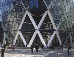 30 st mary axe modern architecture london urban splatter
