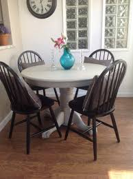 painting dining room table without sanding alasweaspire