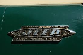 kaiser jeep logo old parked cars 1959 jeep fc 170 drw