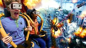 Six Flags Atlanta Water Park Drop Of Doom Vr Set To Debut At Six Flags Over Georgia Video