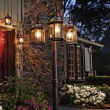 Outdoor Home Lighting 118 Best Outdoor Lighting Ideas For Decks Porches Patios And