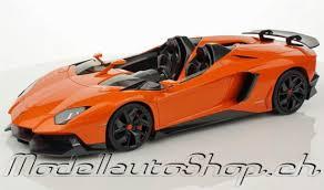 lamborghini aventador j oxid gift shop lamborghini aventador j orange atlas 1 18 buy online