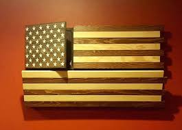 american flag gun cabinet metal and wood american flag metal flag wall art hidden gun storage