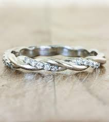 wedding bands for and best 25 infinity wedding bands ideas on infinity band