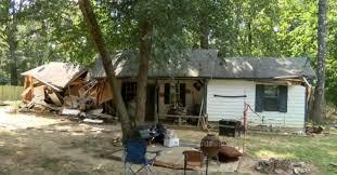 feuding tennessee man bulldozes jailed neighbor u0027s house ny daily