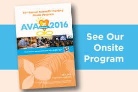 ava sessions 2016 ava annual meeting