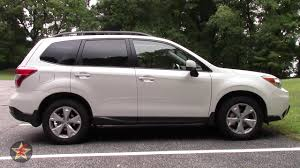 2015 subaru forester 2 5i premium in depth owner review u0026 walk