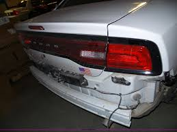 2014 Dodge Charger Tail Lights 2014 Dodge Charger Police Item J4010 Sold August 23 Kan