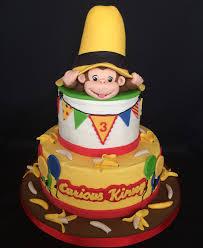 curious george cakes curious george buttercream cake fondant and gumpaste