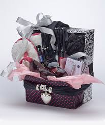 gift basket ideas for women fascinating fashionista gift baskets lakeside