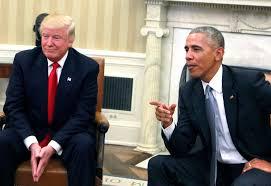 barack obama left reflective oval office letter for donald trump