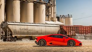 Lamborghini Huracan Custom - this venomous lamborghini huracan comes with a creative front