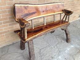 best 25 log benches ideas on pinterest tree furniture chainsaw