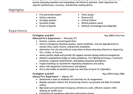 Firefighter Resume Objective Examples by Aninsaneportraitus Nice Resume Sample Sales Customer Service Job