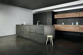 cuisine gris bois cuisine grise et blanche bois utoo me