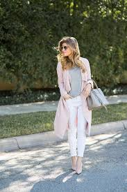 Blush Pink Cardigan Cardigan Ways To Wear Long Cardigans In Spring
