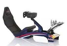 siege simulation auto playseat rf 00070 playseat edition bull racing f1 siège