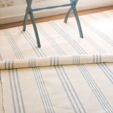swedish stripe woven cotton rug and nursery necessities in