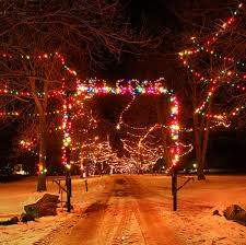 Heritage Park Christmas Lights This 2 Km Trail Takes You Through A Park Of Over 90 000 Christmas