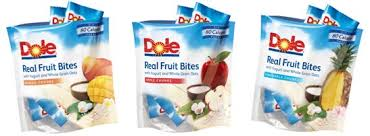 dole fruit snacks new dole real fruit bites review giveaway all things mamma