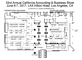Floor Plan Business Floor Plan California Accounting U0026 Business Show U0026 Conference