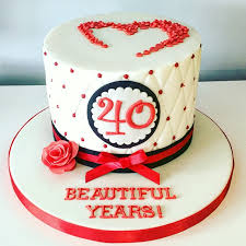 what is 40th wedding anniversary amazing 40th wedding anniversary cakes inspirations marina