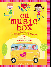 Box Songs 10 Cd Box Song With Free Lyrics Activities