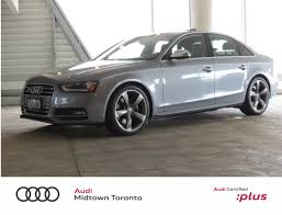 audi 2016 used 2016 audi s4 for sale toronto on vin waubgcfl3ga002494