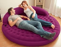 Bean Bag Sofa Bed by Aliexpress Com Buy Intex Inflatable Furniture Daybed Inflatable