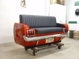 65 ford mustang couch they start at 3000 bucks ahhh can you