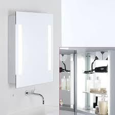 Bathroom Mirror Cabinet With Shaver Socket Bathroom Cabinet With Shaver Socket And Demister